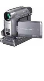 Filmadora Sony Handycam Dcr-hc42 Relíquia