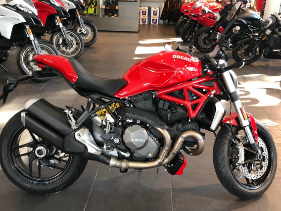 Ducati Monster 1200 0km - 2020 San Isidro!!