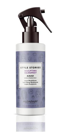 Laca Spray Modelante Style Stories 250ml Alfaparf