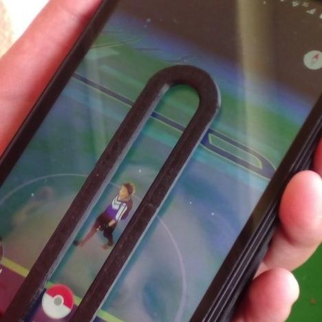Mira Facilitadora Pegar Capturar Pokemon Go Universal