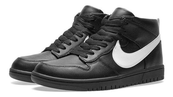 Tênis Nike Dunk Lux Chukka Riccardo Tisci - Original