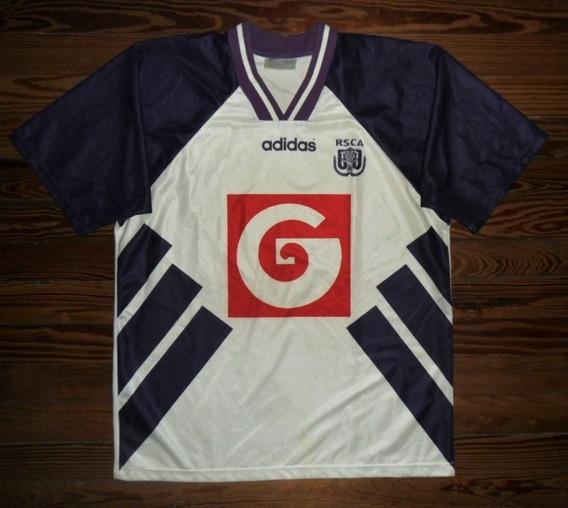 Camiseta Anderlecht Belgica 1994