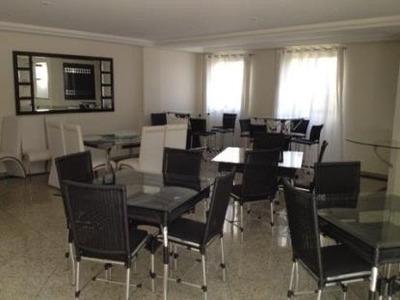 Apartamento Com 70 M² Mobiliado Ref.48