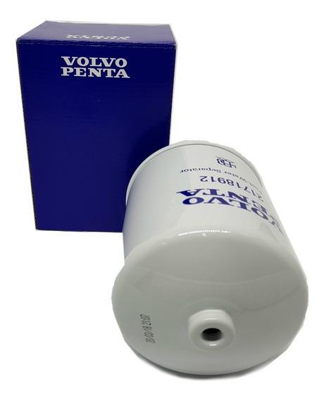 21718912 Filtro De Combustível Diesel Volvo Penta D4 Ou D6