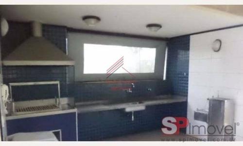 Apartamento Em Condomínio Padrão Para Venda No Bairro Vila Gumercindo, 3 Dorm, 1 Suíte, 2 Vagas, 89 M². - 91