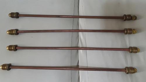 Rabo De Cochino Para Gas 3/8 Pol X Pol