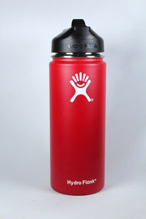 Hydro Flask 18oz Doble Pared Vacia Aislado Inoxidable