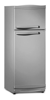 Heladera Bambi 2F1200 plata con freezer 239L 220V