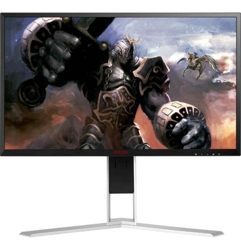 Monitor Gamer Aoc Agon 24,5 Full Hd 0,5ms 240hz Amd Freesync