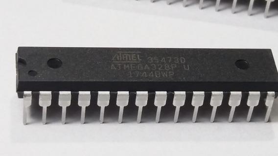 Microcontrolador Atmega 328p-u Dip28