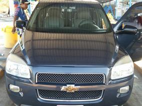 Chevrolet Uplander G Extendida Aa Rines Dvd At 2009