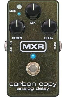 Mxr - Pedal Carbon Copy Analog Delay M169