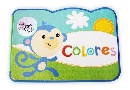 Imagen 1 de 1 de Libro Para Bebés En Foami Juguetes Niños