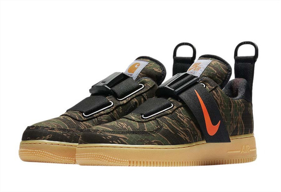 Nike Air Force 1 Low Utility X Carhartt