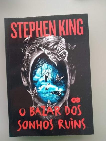 Livro O Bazar Dos Sonhos Ruins - Stephen King