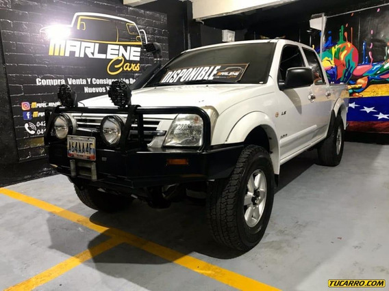 Chevrolet Luv Dimax Doble Cabina 4x4