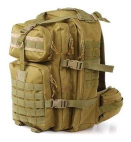 Mochila Tática Militar Exército Invi Resistente Assault 50l