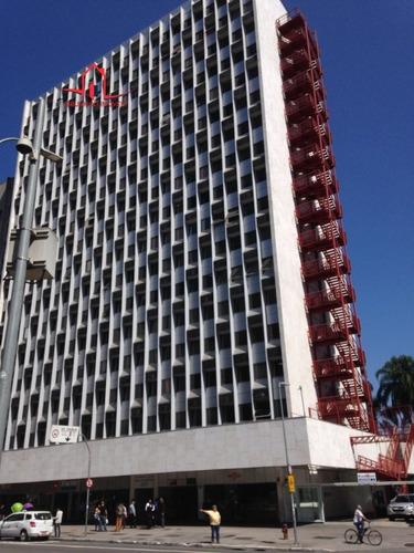 Sala Comercial Para Alugar No Bairro Jardim Paulistano Em - 2033-2