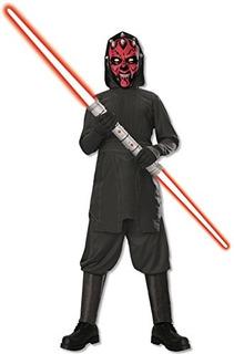 Rubies Star Wars Darth Maul Disfraz Medium