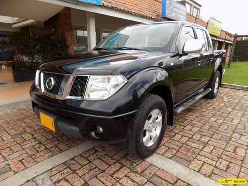 Nissan Navara Le 2.5cc Mt Aa