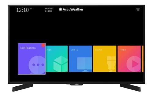 Smart Tv Led Sansei 43 Hd Tds2043fia