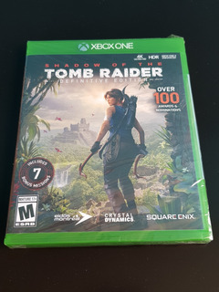 Shadow Of The Tomb Raider Definitive Edition En Xbox One