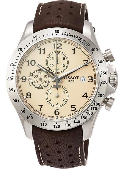 Relógio Tissot V8 Automático Original - T1064271626200