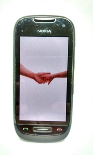 Celular Nokia C7suporta Um Chip Desbloqueado