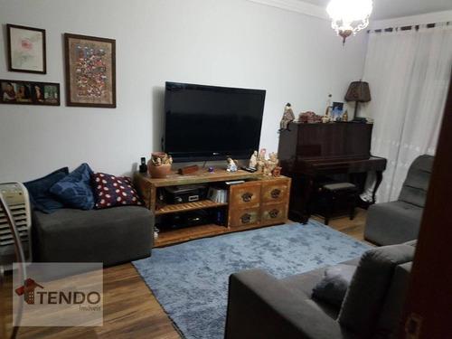 Imagem 1 de 25 de Imob01 - Sobrado 200 M² - Venda - 2 Dormitórios - 1 Suíte - Rudge Ramos - São Bernardo Do Campo/sp - So0311