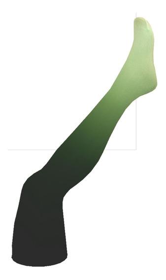 Meia Calça Tie Dye Feminina C/ Fio Alta Qualidade