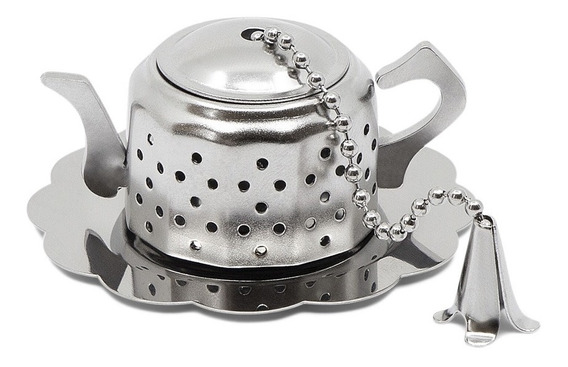 Infusor Té Whittard Of Chelsea Tetera Aceor Inoxidable