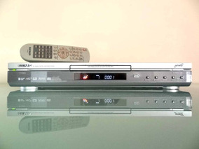 Dvd Semp Sd 7060slx Digital Video Disc Player + Controle