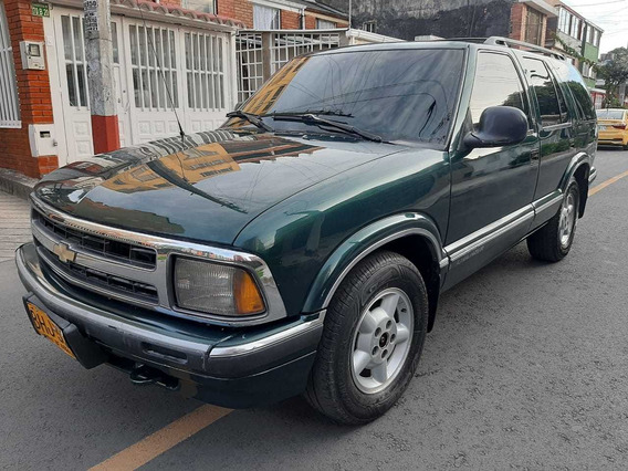 Chevrolet Blazer Automática 4x4