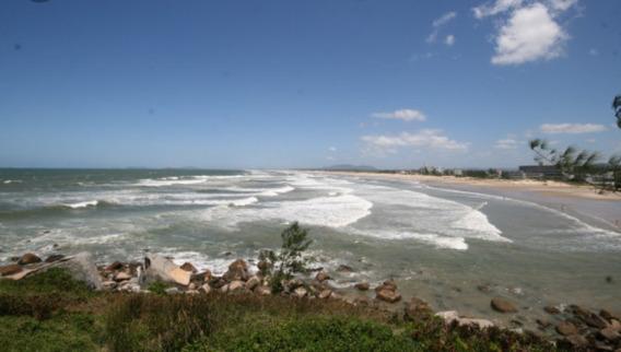 Ótimo Terreno Na Praia De Itapirubá Sul-laguna-sc