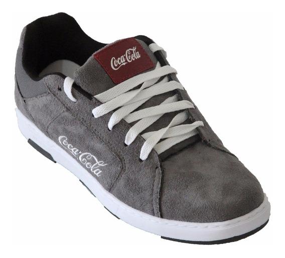 Tênis Masculino Coca Cola Bordado Lançamento