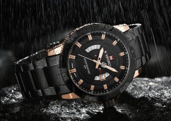 Relógios Masculino Naviforce Garantia Promoção