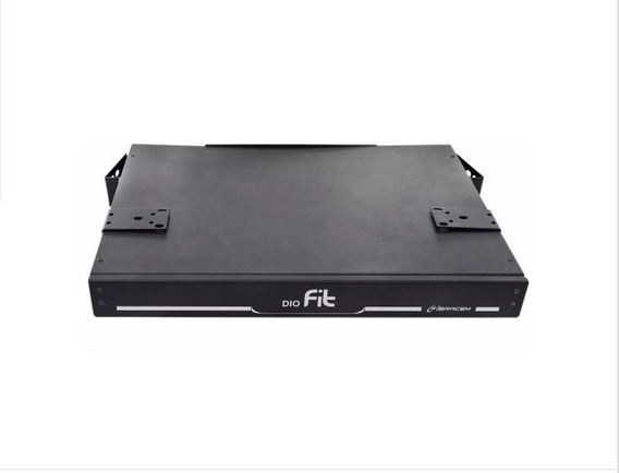 Distribuidor Optico Dio Fit 12f Sc/apc Sm 19 1u Fibracem