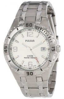 Reloj Pulsar Pxh705 Deportivo, Acero Inoxidable, Esfera P