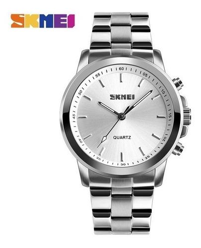 Reloj De Pulsera Skmei 1324 Wr Bluetooth Podometro Sos
