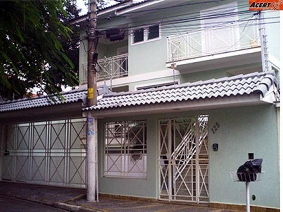 Venda Sobrado Sao Paulo Sp - 12706