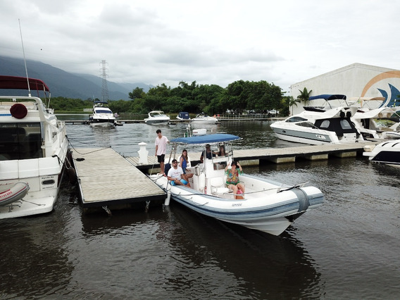 Bote Flexboat Sr-760 / 2008