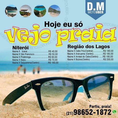 Dm Motouber/ Viagens Por Todo O Brasil