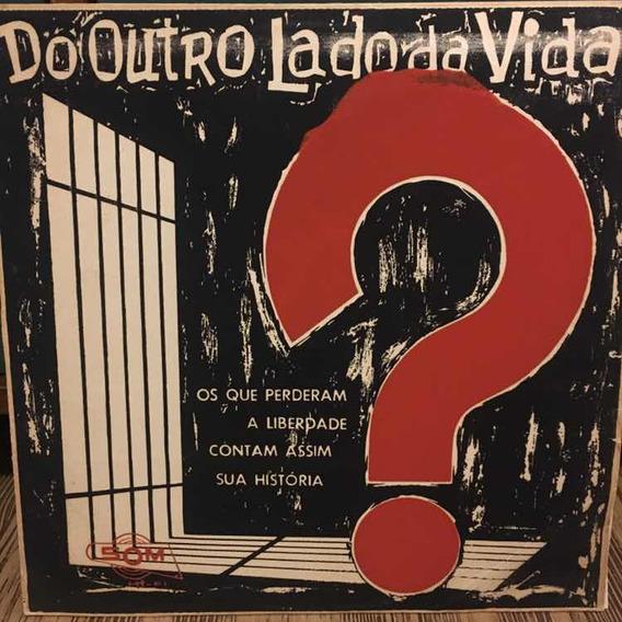 Lp Odete Amaral E Cyro Monteiro - Do Outro Lado Da Vida 1962