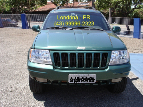 Jeep G. Cherokee Limited