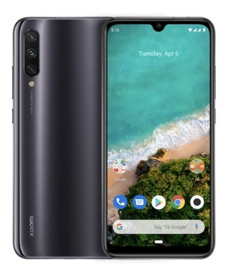 Xiaomi Mi A3 128gb / 4gb Global/nuevo + Funda - Multiofertas