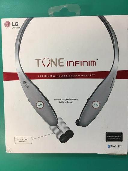 Audífono Inalambrico Bluetooth Lg Tone Infinim