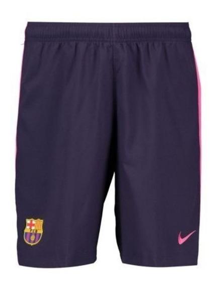 Shorts Caballeros Nike Barcelona Futbol Talla M