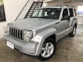 Jeep Cherokee 3.7 Limited 4x4 V6 12v Gasolina 4p Aut