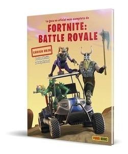 Comic Fortnite: Battle Royale - Autores Varios