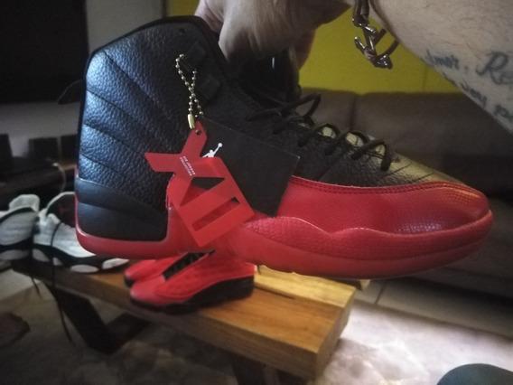 Zapato Para Basquetbol Jordan 12